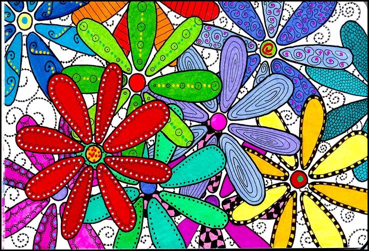 FlowerStencil