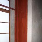 Restaurování oken a okenic- listopad 2010