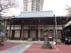 善福寺本堂−東本願寺八尾別院本堂を移築