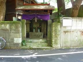 広尾の庚申塔