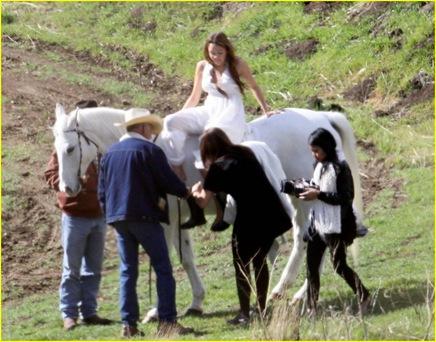Miley  caballo3