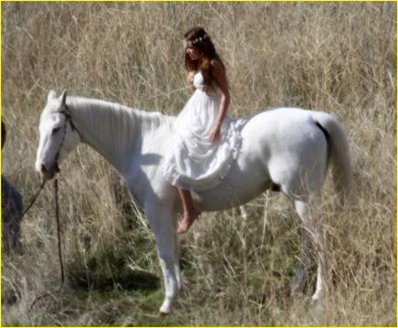 Miley  caballo4