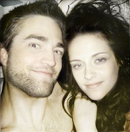 robert pattinson y kristen stewart. Robert Pattison y Kristen
