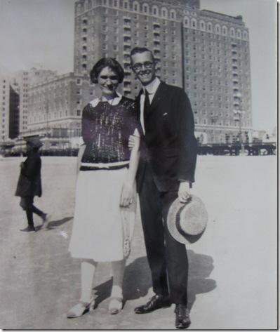 Grandparents 1922