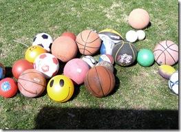 Too Many Balls
