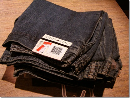 Clearance Jeans