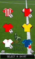 Screenshot of Football Shirts