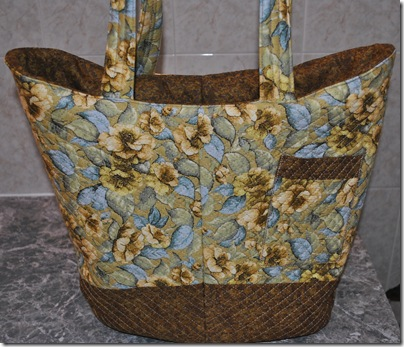 Quilted Bag 007