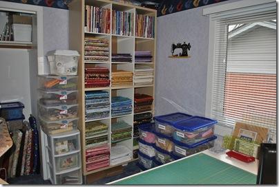 Clean Sewing Room 001