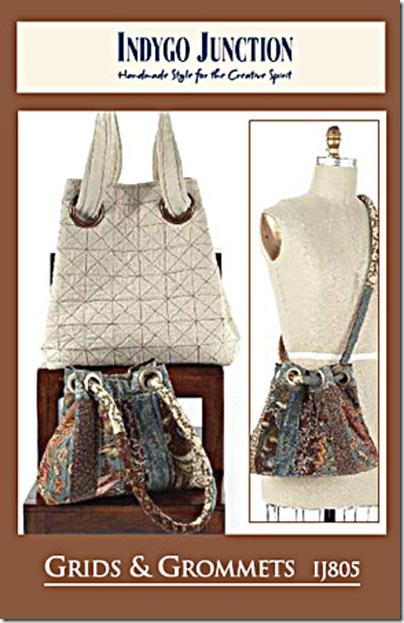 Grids & Grommets Bag