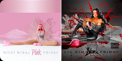 Pink Friday X Black Friday