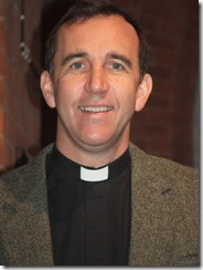 Rev Mark Chester, St Paul's Camberley