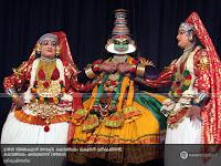 SriKrishnaLeela Kathakali: Margi Vijayakumar as Devaki,  Kalamandalam Mukundan as SriKrishnan and Kalamandalam Shanmukhadas as Yasoda.