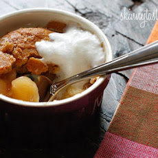 Skinny Apple Cobbler