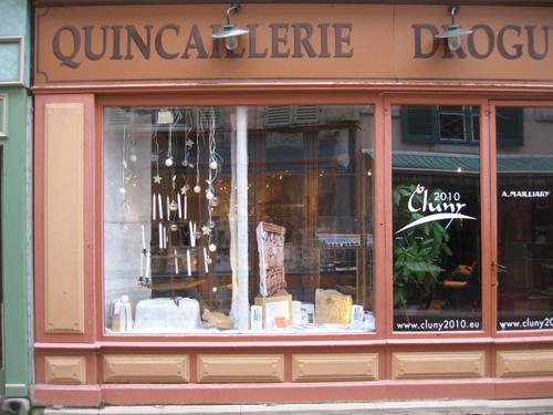 La quincaillerie paris au quartier latin d cembre 2009 - Quincaillerie paris 15 ...