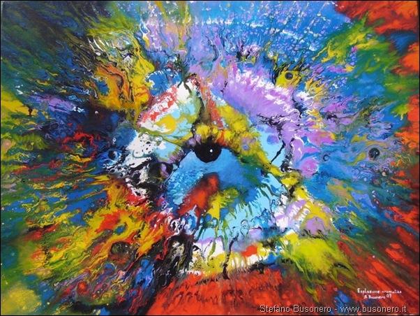 Esplosione Cromatica - Busonero