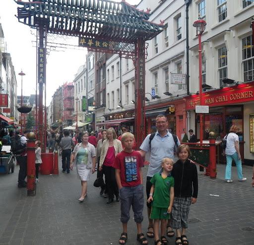 i Chinatown, London