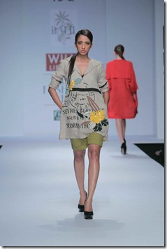 WIFW SS 2011 collection by Vineet Bahl (7)