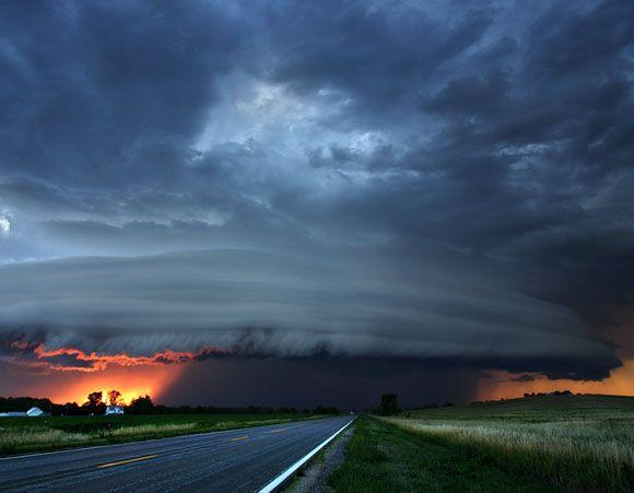 50张壮观、罕见、震撼、漂亮的云层照片 - 迷雾背后之爱 - 迷雾背后之爱