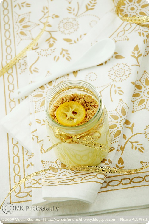 White Chocolate Cardamom Mousse with Spekulatius Crumbs (02) by MeetaK