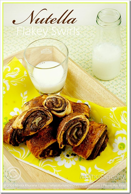 Nutella Rolls (01) by MeetaK