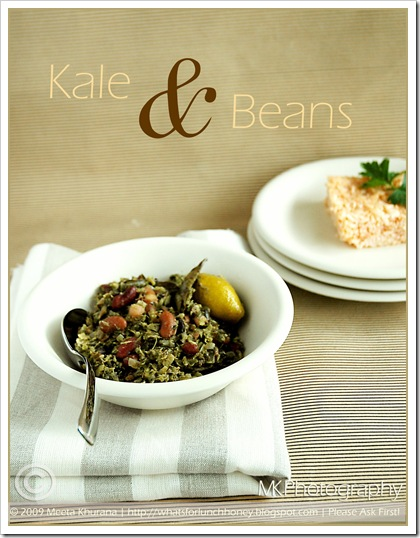 Beans And Kale (01) by MeetaK