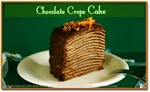 Chocolate Crepe Cake04