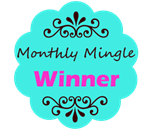 Monthly Mingle Badge