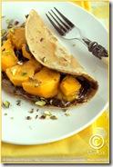 Mango Nutella Pancakes 03 framed