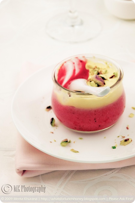 Cranberry Mango Mousse (05) by MeetaK