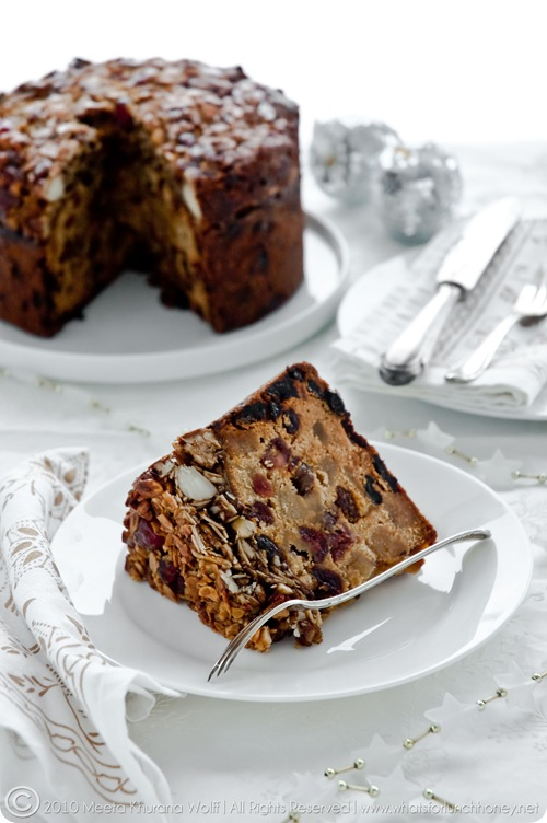Florentine Christmas Cake (0024) by Meeta K. Wolff