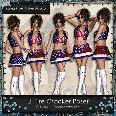 CIZ-LilFireCrackerPoser-Preview