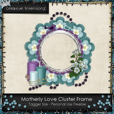 CIZ-MotherlyLoveClusterFrame-Preview