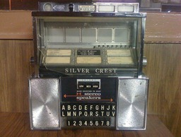 jukebox silver crest