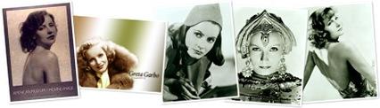 Exibir Greta Garbo