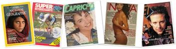 Exibir Revistas