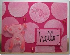 DoodleFactory Mono Pink