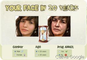 20 anos Por Cativa Google