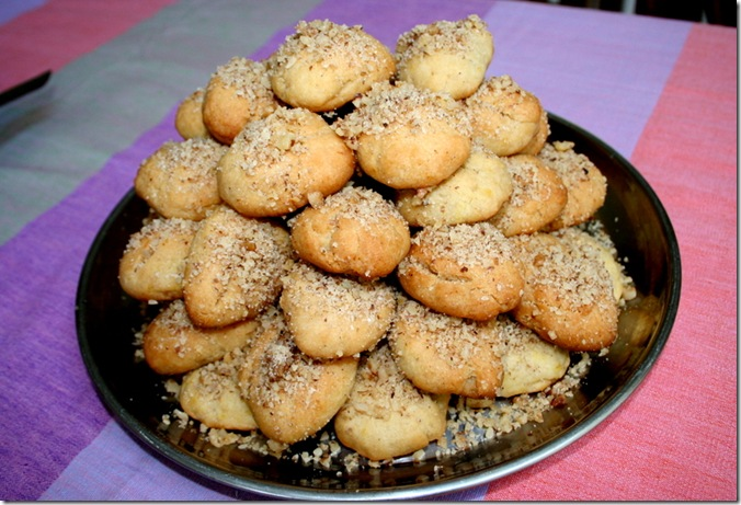 Greek cookies 3