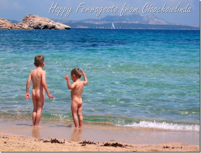 24 Baia Sardinia boys