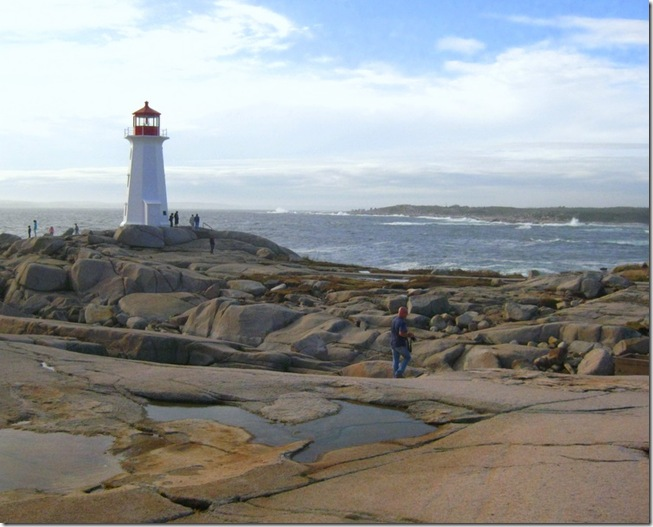 another view - Peggy's Cove