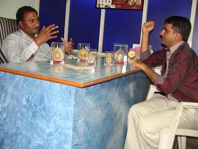 In conversation with Pravinbhai Patel