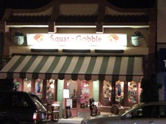 Squat & Gobble