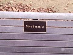 Nice Bench 2