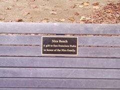 Nice Bench
