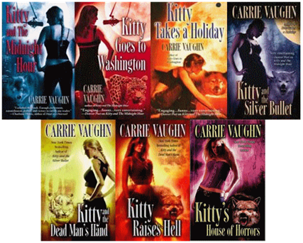 Kitty Norville series