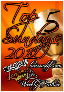 top 5 sundays vertical image 2011
