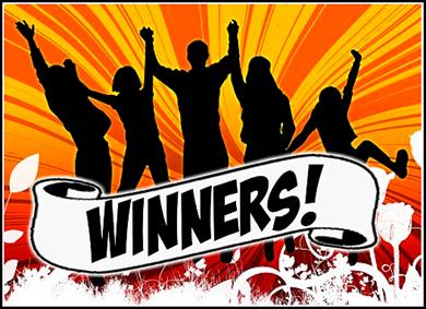 New winners image