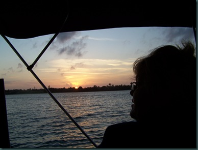 Sunset at St Lucie River Inlet 002