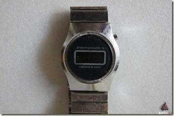 Часы Электроника